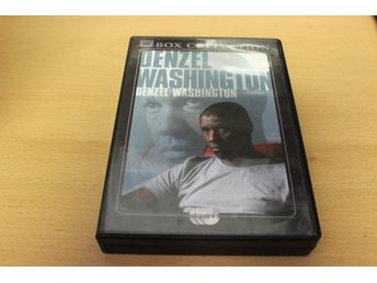 Dvd-box collection Denzel Washington (3-filmer)