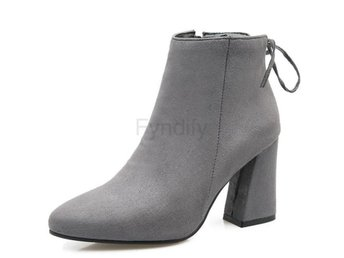 Dam Boots Women Plus Black Red Gray Boots Womens Gray 41