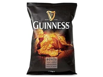 Guinness Hand Cooked Chips