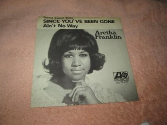 ARETHA FRANKLIN SISNCE YOU`VE BEEN GONE