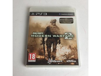 Activision, PS3 Spel, Call of Duty Modern Warfare 2