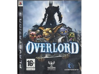 Spel PS3 Overlord