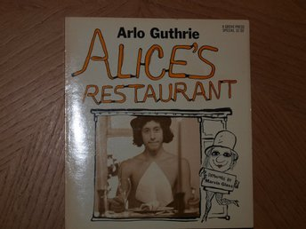 Arlo Guthrie Alice's restaurant, drawings by Marvin Glass