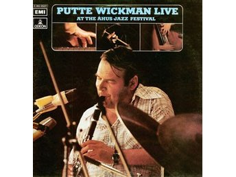 LP Putte Wickman live at the Åhus Jazz Festival