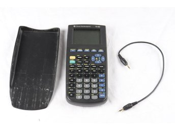 Grafräknare, Texas Instruments Ti-83