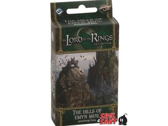 The Lord of The Rings The Card Game The Hills of Emyn Muil Adventure Pack
