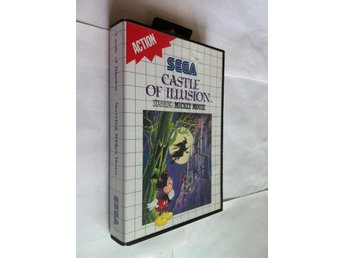 Master System: Castle of Illusion - Starring Mickey Mouse