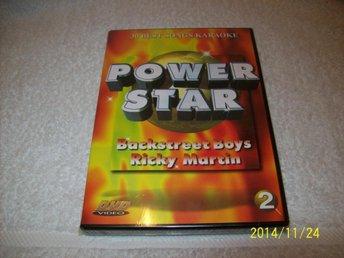 KARAOKE - POWER STAR 2 (NY INPLASTAD) - åstorp - KARAOKE - POWER STAR 2 (NY INPLASTAD) - åstorp