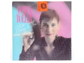Annica Boller - All The Songs Belong To You T-10207 Singel 1986