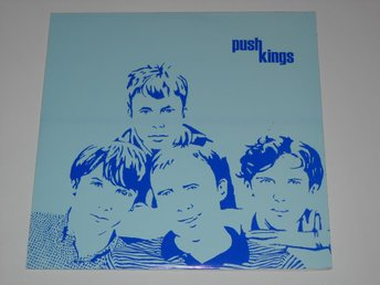 "PUSH KINGS - THE PARK  7""   SWE INDIE"