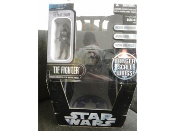 Tie Fighter Star Wars Helt ny Vintage