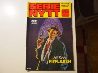 Serie-Nytt 1976:23 Mycket Fint Skick FN-VF - Gustafs - Serie-Nytt 1976:23 Mycket Fint Skick FN-VF - Gustafs