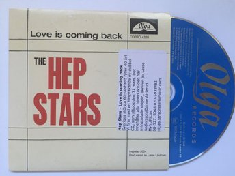 HEP STARS: Love Is Coming Back - PROMO