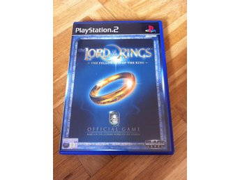 Lord of the ring Playstation 2