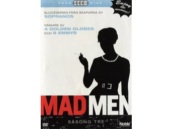 Mad Men - Säsong 3 (Beg)