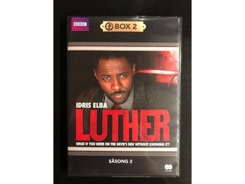 Luther -  2. säsongen - DVD