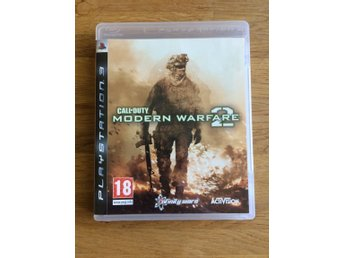 Javascript är inaktiverat. - Teckomatorp - Säljer ett exemplar av spelet Call Of Duty Modern Warfare 2 till PlayStation 3. Bra begagnat skick! - Teckomatorp