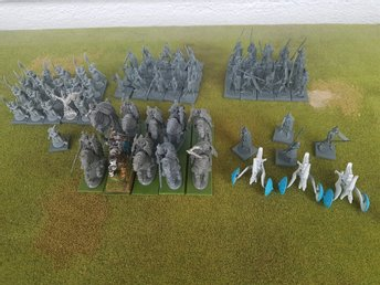 Warhammer / Kings of War - Elves Army