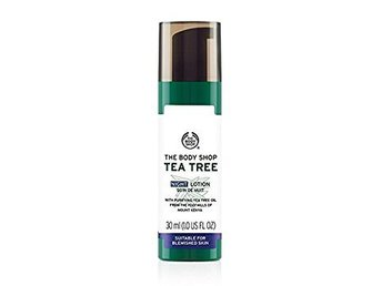 ** The Body Shop Tea Tree night lotion 30 ml **