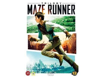 The Maze runner 1-3 collection (3 DVD)