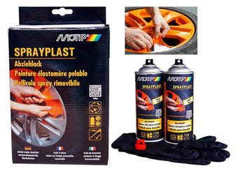 Sprayplast - Folie-film Spray KIT » - TRANSPARENT