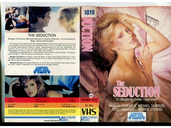 The Seduction/Walthers video/med en naken Morgan Fairchild