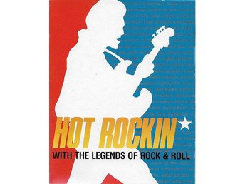 Hot Rockin 3 LP Album