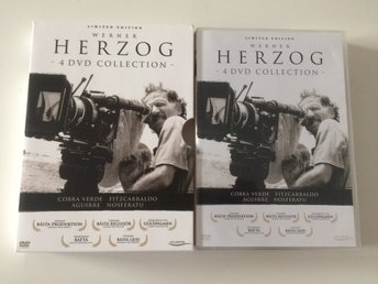 Werner Herzog 4 DVD Collection - Limited Edition