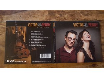 Victor & Penny / Electricity (CD 2016 / Digipack)