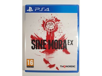 Sine Mora Spel Playstation 4 / PS4