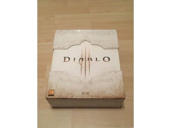Diablo III (3) Collector's Edition till PC *NYTT*