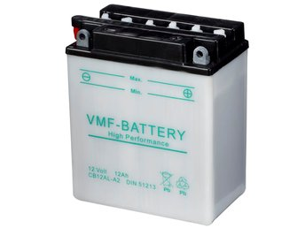 VMF Powersport Batteri 12 V 12 Ah CB12AL-A2
