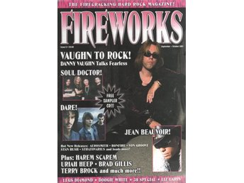 Fireworks Issue 5