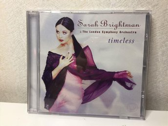 ******SARAH BRIGHTMAN AND THE LONDON SYMPHONY ORCHESTRA  TIMELESS UTG 1997***