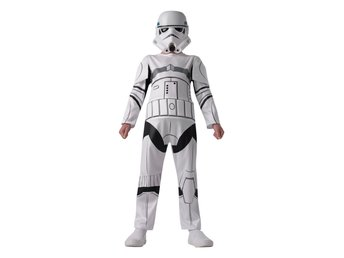 STORM TROOPER 110/116cl (5-6 år) STAR WARS REBELS STORMTROOPER