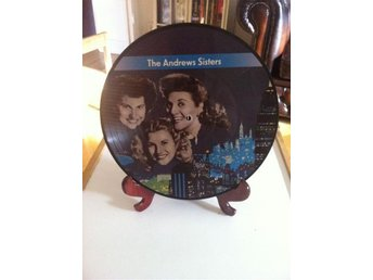 THE ANDREW SISTER - JUKEBOX PICTURE DISC !