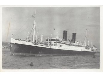 "French Liner "" ATHOS II """