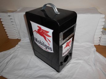 Mobilgas  bag in box ord 299 Nu199:-