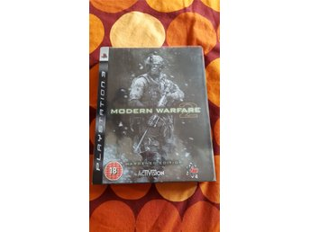 Call of Duty Modern Warfare 2 Hardened Edition! Till PS3!
