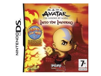 Avatar - Into The Inferno - Nintendo DS