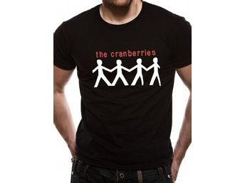 CRANBERRIES - STICKMAN (UNISEX)  T-Shirt - Extra-Large