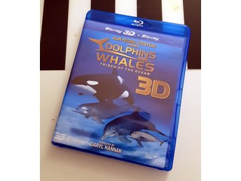 Dolphins and Whales (Blu-ray 3D)