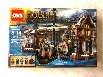 LEGO The Hobbit 79013 Lake Town Chase - Ny