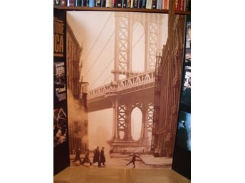 Stor poster Once upon a time in America giant cardboard poster bra skick