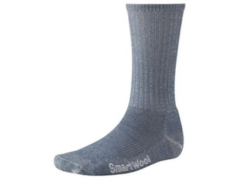 50% RABATT !! SMARTWOOL HIKING LIGHT CREW SOCK Large (42-45) Rek pris: 219 kr
