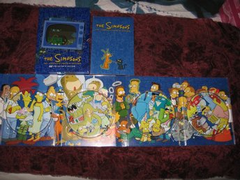 THE SIMPSON SÄSONG 4 COLLECTOR'S EDITION - 4-DISC DVD