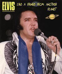 ELVIS PRESLEY   BOK   LIKE A PRINCE FROM ANOTHER PLANET