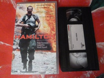 HAMILTON, VHS, FILM, ACTION, THRILLER, 122 MIN.