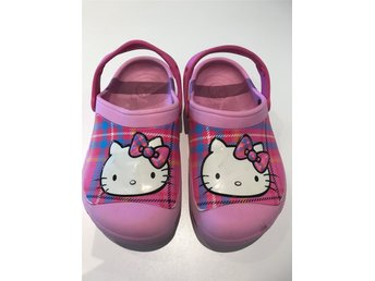 CROCS HELLO KITTY innemått 21cm(34-35)