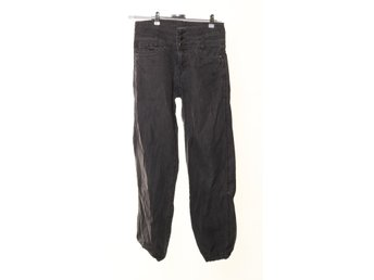 Denim By Lindex, Jeans, Strl: 26/32, Grå